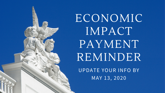 Economic Impact Payment Reminder [Video]