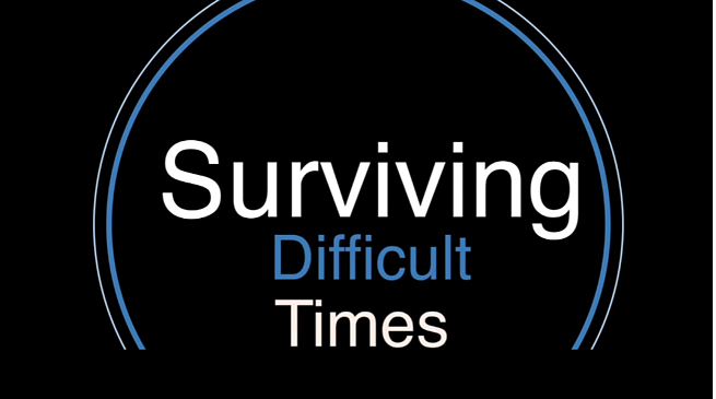 Surviving Difficult Times with Fran Tarkenton [Video]