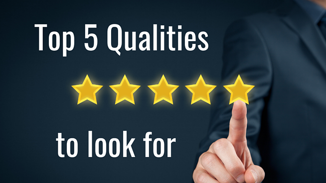 Top 5 Qualities to Look for in a Financial Planner