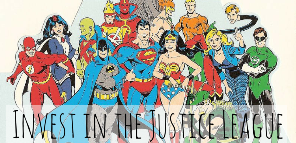 Invest in the Justice League
